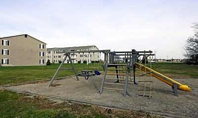 Playground, Martin Estates, 2
