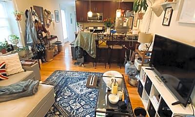 Living Room, 2103 Spring Garden St, 1