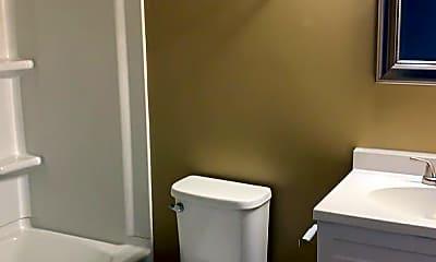 Bathroom, 1305 Bradley Dr, 2