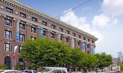 Building, Marine Club Condominiums, 1