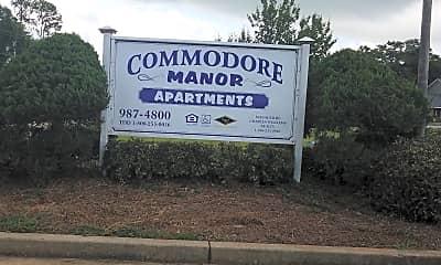 Commodore Manor Apts, 1