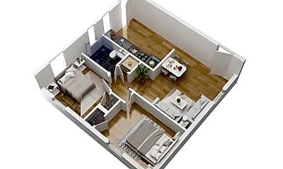 Living Room, 1324 Prince St, 1