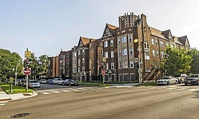 Building, 8251 S Ellis Avenue, 1