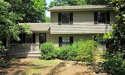 Building, 2254 Post Oak Dr, 2