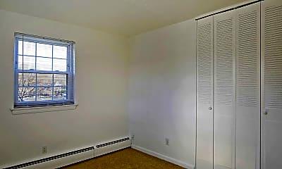 Bedroom, Bradford Commons, 2