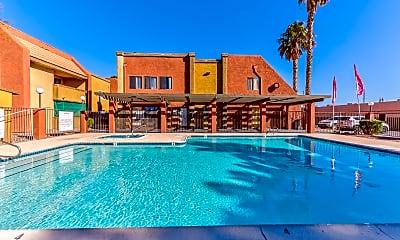 Pool, Park Vista, 1