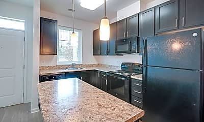 Kitchen, Towns at Woodfield, 1