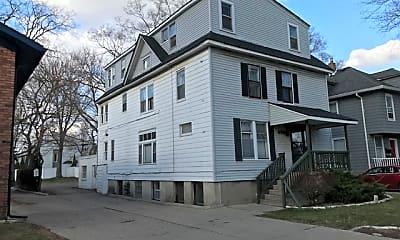 Building, 405 E 6th St, 2