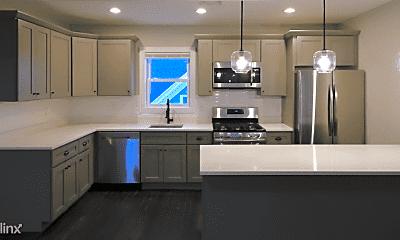 Kitchen, 153 Almy St, 1