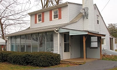 Building, 605 Beaver Valley Pike, 0