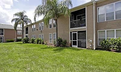 Building, Palm Avenue Apartments, 2