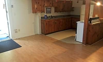 Kitchen, 55 Pine St, 1