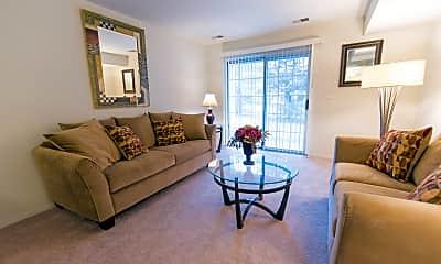 Living Room, Woodlake Hills, 0