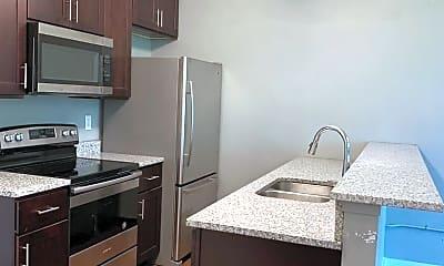 Kitchen, 4301 Olive, 0