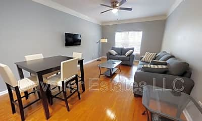 Dining Room, 4207 S. Dale Mabry, Unit 6211, 0