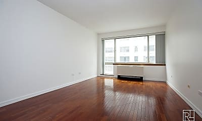 Living Room, 201 E 80th St 7-F, 1
