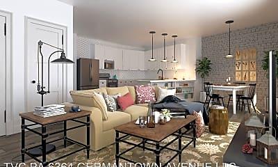 Living Room, 6364 Germantown Ave, 1