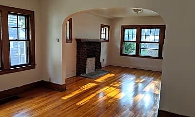 Living Room, 215 Cedar St., 1