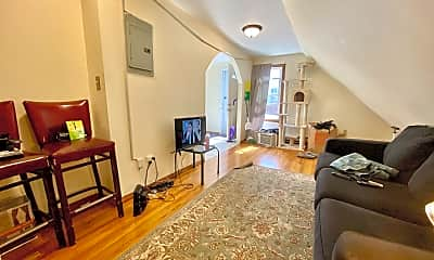 Living Room, 3142 Washington St, 1