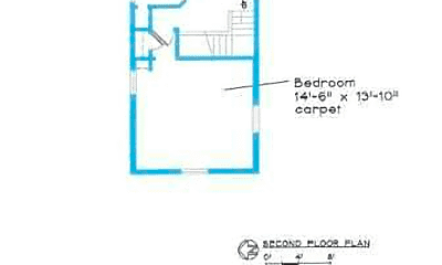 Living Room, 405 S Aurora St, 2