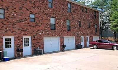 Building, 304 S Atcher St, 1