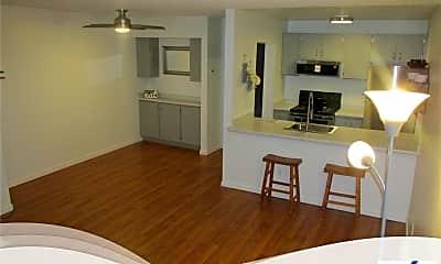 Kitchen, 532 Oakwood Dr, Unit D106, 1