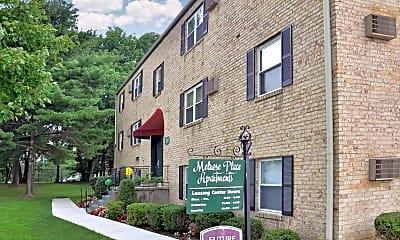 Melrose Place and Possum Park Apartments, 1