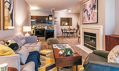 Living Room, The Garfield, 1