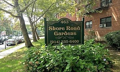 Shore Road Gardens, 1