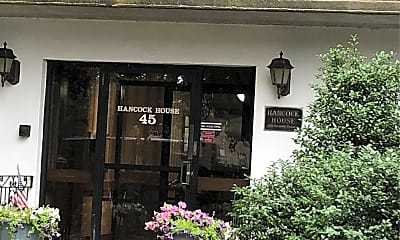 Hancock House, 1