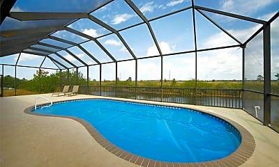 Pool, 1127 NW 24th Terrace, 1
