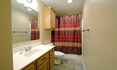 Bathroom, 6810 88th Street, 2