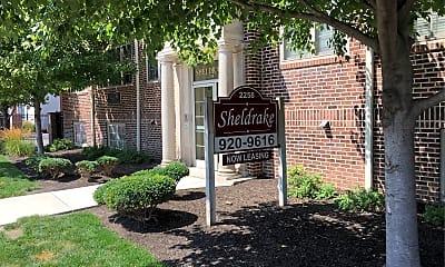 The Sheldrake Apartments, 1