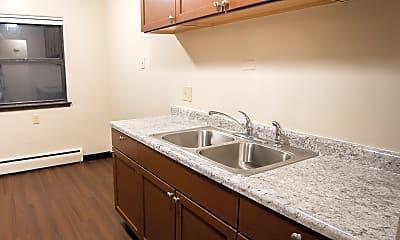 Kitchen, 1086 York Ave, 1