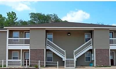 Building, Creekside Apartments, 0