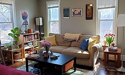 Living Room, 116 W 34th St, 1