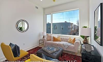 Living Room, 2031 S 20th St, 1