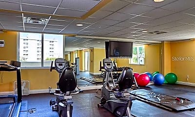 Fitness Weight Room, 800 N Tamiami Trail 303, 1