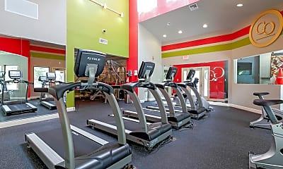 Fitness Weight Room, Timberlake, 0
