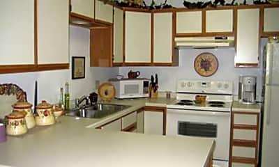 Kitchen, Bungalows of Champlin, 1