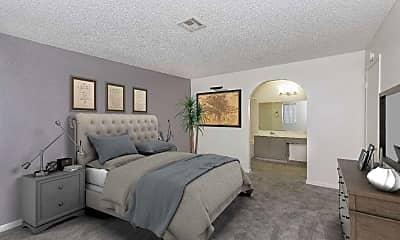 Bedroom, Sandpiper Apartments, 0