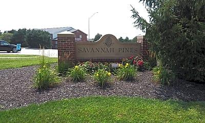 Savannah Pines Retirement Community, 1