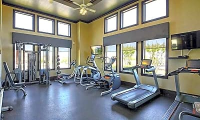 Fitness Weight Room, Verandas at Cityview, 2