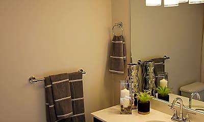 Bathroom, 1-21 Brookside Rd, 2
