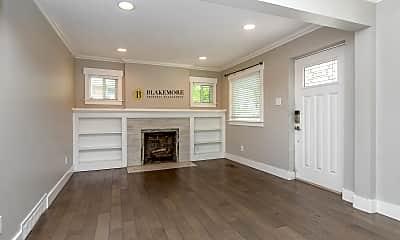 Living Room, 1169 Blaine Ave, 1