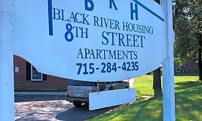 Black River Housing, 1