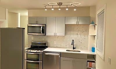 Kitchen, 57 Oakridge Street, Unit A, 1