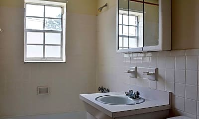 Bathroom, Caya Avenue Apartments, 2