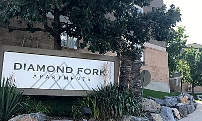 Diamond Fork Apartments, 1