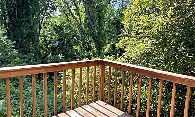 Patio / Deck, 121 Maury Ave, 0